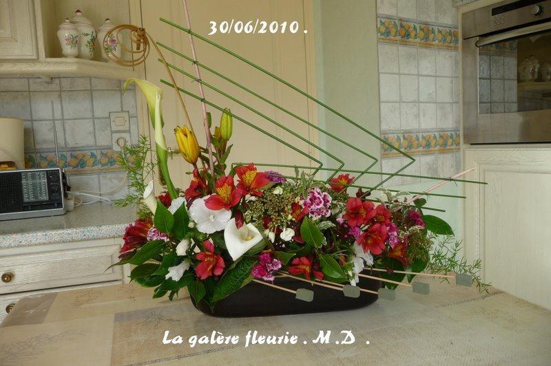 mamyflo composition florale. Black Bedroom Furniture Sets. Home Design Ideas